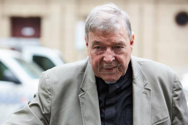 George Pell becomes the highest-ranking Catholic convicted of pedophilia