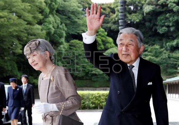 Empress Michiko hopes to have more time to read crime novels