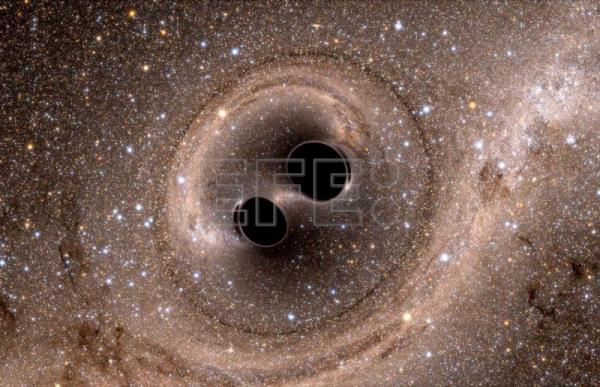 Scientists detect biggest collision of black holes ever observed