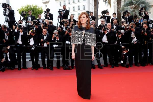 "Julianne Moore: ""actuar no es real, no es una terapia"""
