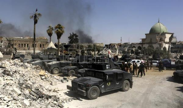 23,000 Iraqi security members killed in offensive to liberate Mosul from IS