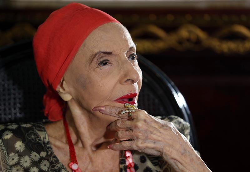 Alicia Alonso to head National Ballet of Cuba tour of Spain