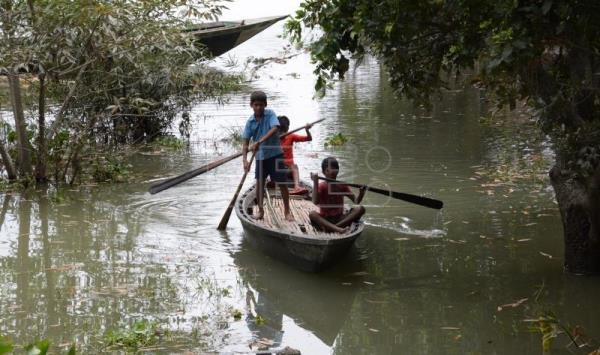 More than 300 killed by monsoon rains in India, Nepal and Bangladesh