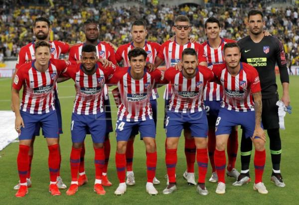 Atletico beat Real Madrid to lift UEFA Super Cup