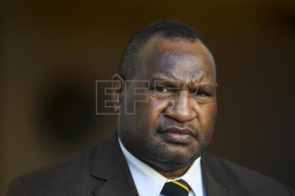 PNG's Marape says Australia must prepare agenda to shut immigrant centers