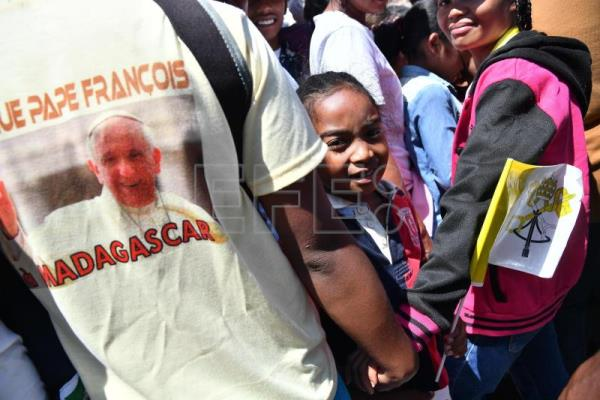 Pope Francis: Excessive deforestation a threat to Madagascar's future