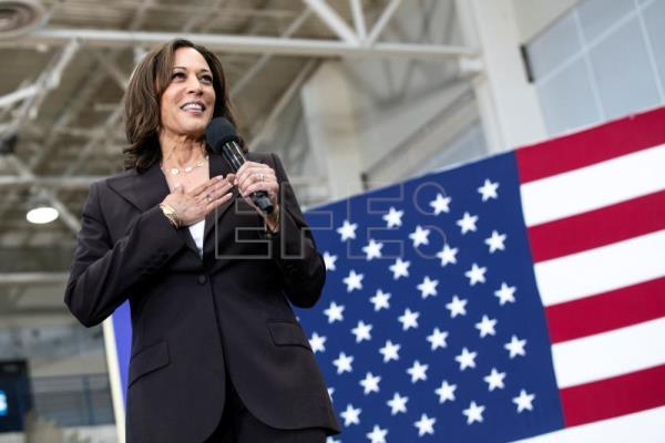 Kamala Harris drops out of US presidential race