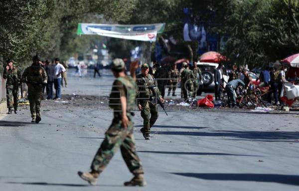 Death toll rises to 26 as Taliban claims 2 Afghanistan attacks