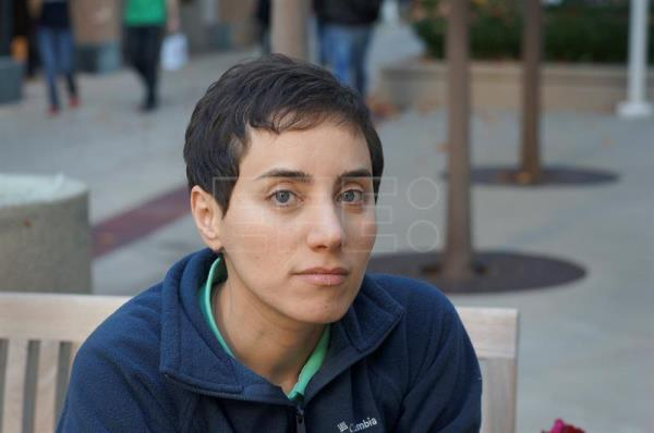 An undated handout photo made available by Stanford University on 13 August 2014 of Iranian Professor of mathematics Maryam Mirzakhani who was the first woman to receive the prestigious Fields Medal for mathematics, at an undisclosed location (reissued 15 July 2017). EFE/Stanford University