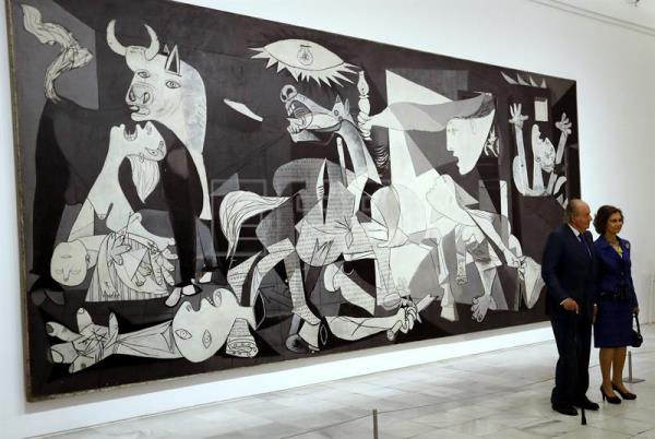 new picasso exhibition explores path that drew him to
