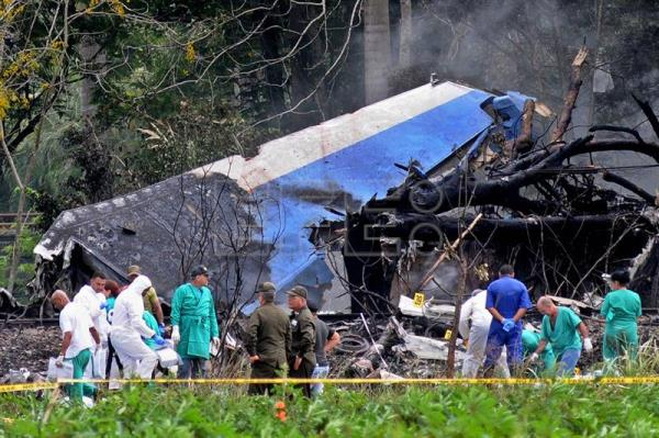 Sole survivor from Cuba plane crash in critical but stable condition