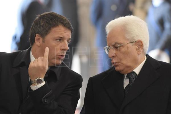 Italian president begins round of consultations to form new government