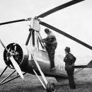 "EFE historic archive image released Mar 6, 2019, shows Juan de la Cierva's Autogiro, the precursor of the helicopter, included in a visual collection of 33 historic EFE images covering Spanish inventions and inventors within a Google Cultural Institute online exhibition offering an overall historical vision of humanity's inventiveness titled ""Once Upon a Try."" EFE-EPA/ ARCHIVE"