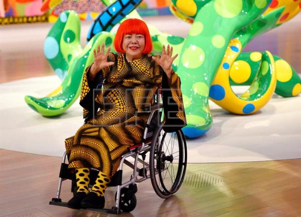 Japanese artist Yayoi Kusama to open her own museum in Tokyo