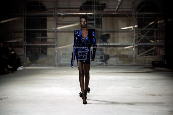 aa2e8d3110b8 Fashion house Chanel chooses South Sudanese refugee as face of new  collection