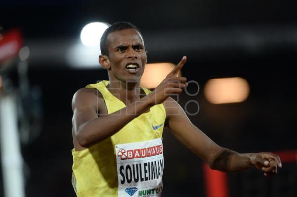 Souleiman to miss WIC Birmingham due to visa issue