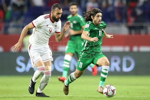 6674cc533 Iran secures Asian Cup Group D top spot