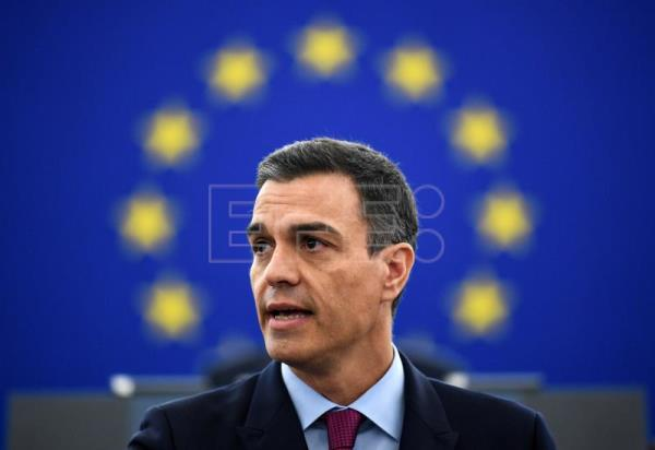 Spain's PM urges MEPs to resist the sway of nationalist politics