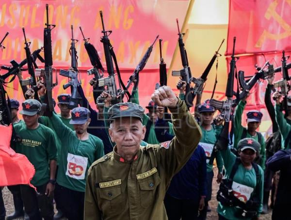 The Philippines gears up to crush decades-long communist insurgency