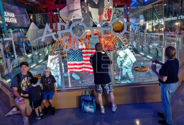 Celebrations of 50th anniversaryof the Apollo 11 Mission to the Moon