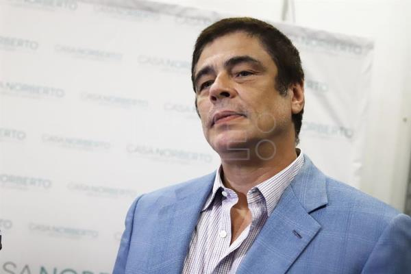 "Benicio del Toro, nominado a los Emmy por ""Escape at Dannemora"""