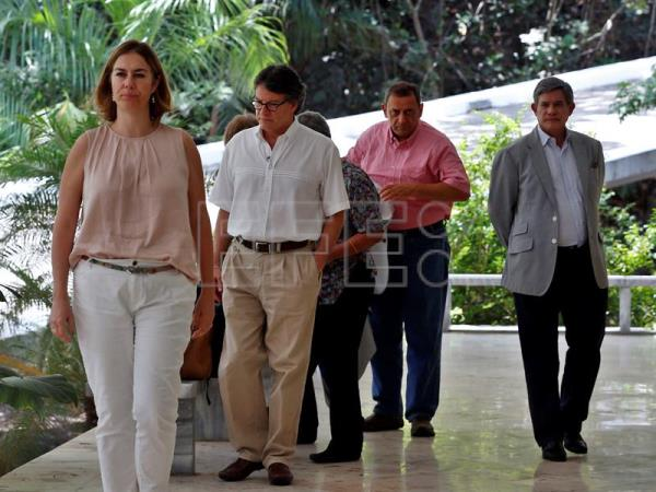 Colombian gov't, ELN wrap up talks without reaching new cease-fire deal