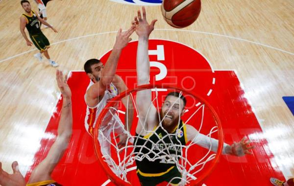 Close battle expected between surprise FIBA World Cup finalists