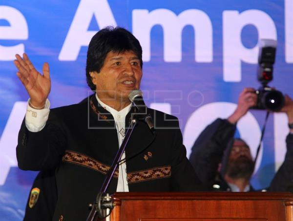 Bolivian president invites Mexico to rejoin G77, help build CELAC