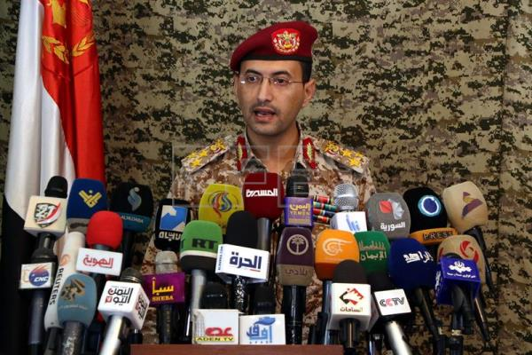 Yemen's Houthi rebels denounce hundreds of truce violations in