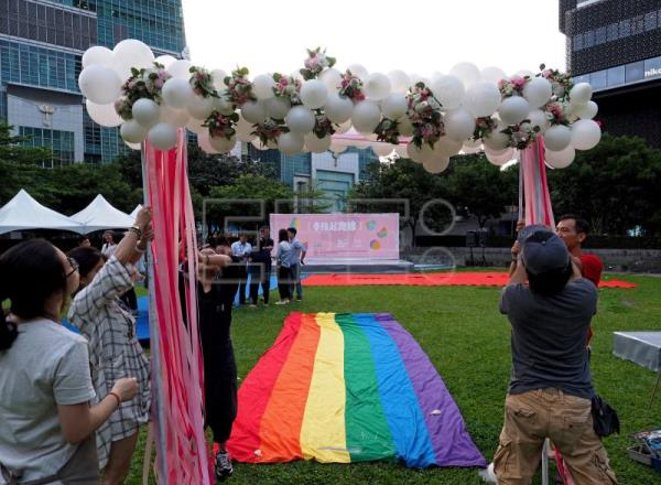Taiwan to legalize gay marriage on 24 May