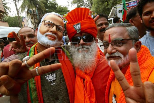 India's Modi secures resounding poll victory riding high on Hindutva