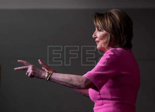 Pelosi stays firm vs. Trump on cover-up claim