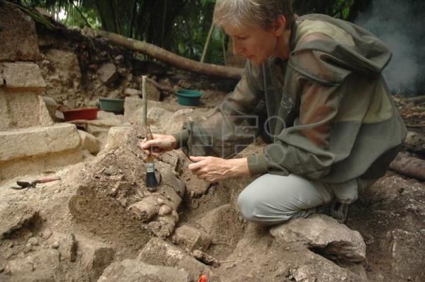 Traces of Maya civilization's initial collapse found in Guatemala
