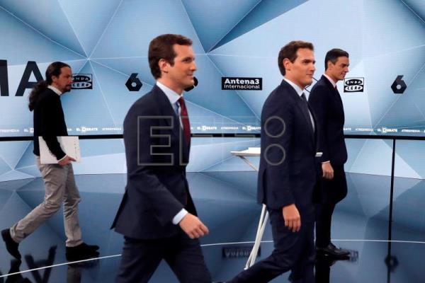 Meet the 4 men vying to be Spain's prime minister
