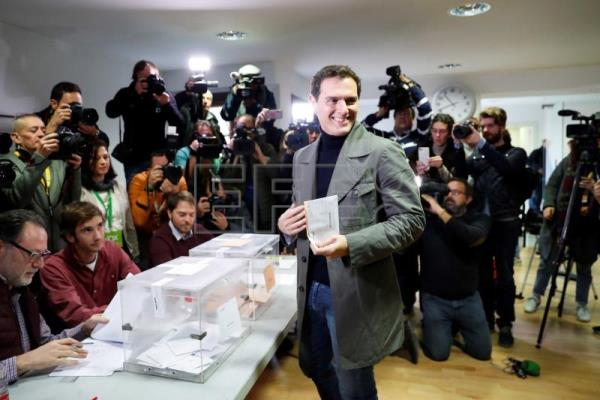 Spain votes in 2nd election of the year