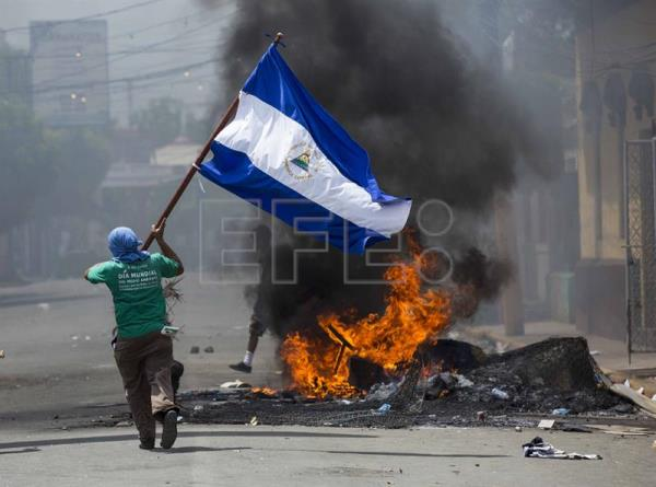 Nicaragua rails against OAS special commission to probe unrest