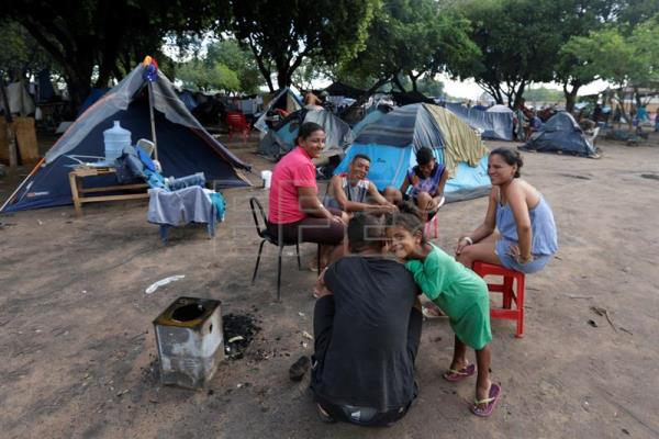 Brazil braces for next wave of Venezuelan immigrants