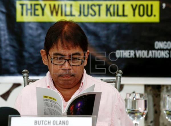 NGOs urge UN to probe killings in Philippines drug war
