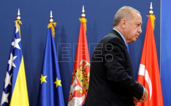Serbia-Turkey-Bosnia and Hercegovina trilateral meeting