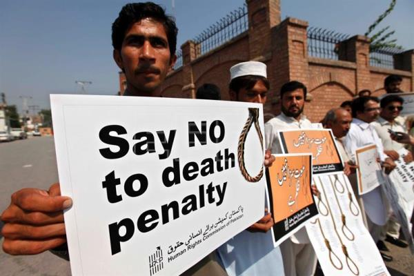 Report: Pakistan has sentenced 4,500 people to death since