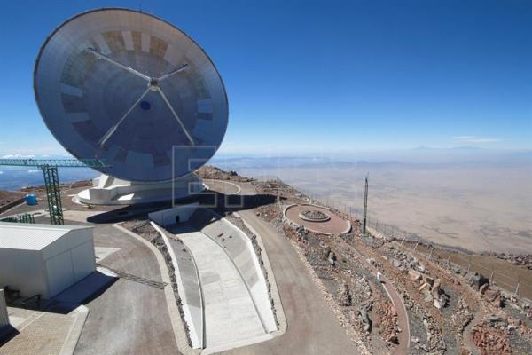 Image result for Great Millimetric Telescope from Mexico, from Big Bang to Black Holes
