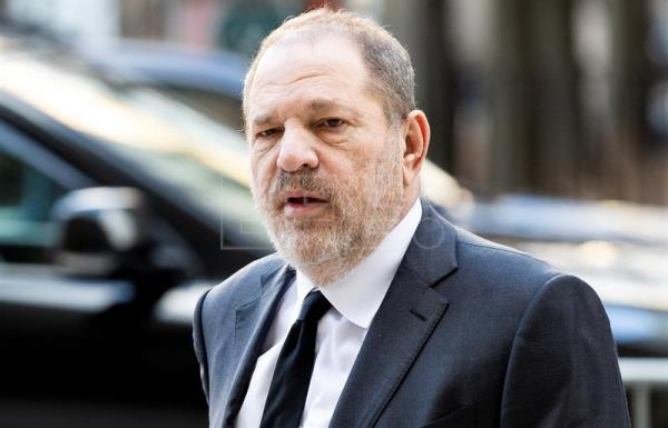 EEUU JUSTICIA HARVEY WEINSTEIN