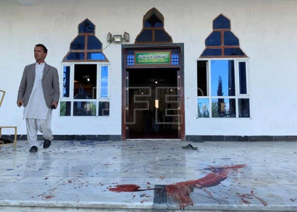 Senior cleric among three killed in Kabul mosque explosion