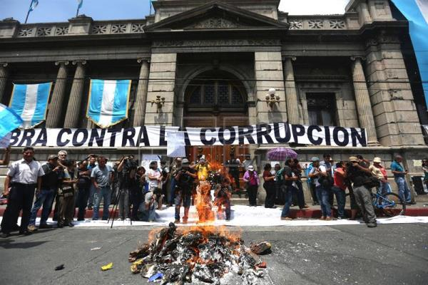 Guatemala's Congress reverses course on controversial changes to penal code