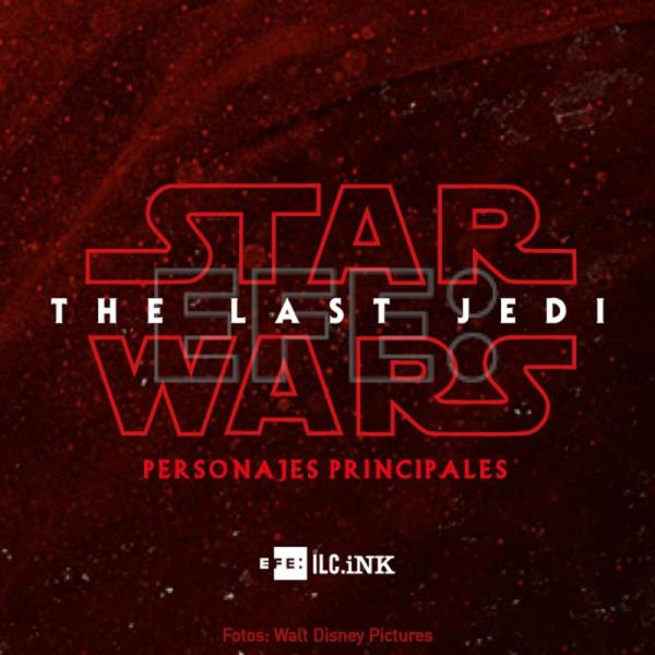 "La saga vuelve con ""Star Wars: The Last Jedi"""