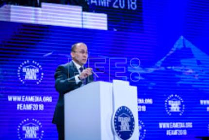 Kazakhstan opens 15th annual Eurasian Media Forum