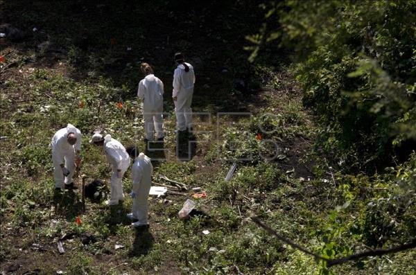 Forensic Specialists To Use New Technique In Mexican Missing Students Case World English Edition Agencia Efe
