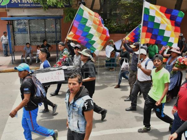 9 Dead in Bolivia violence; interim gov't calls for transparent probe