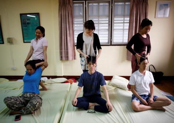 Thai massage listed by UNESCO as intangible cultural heritage