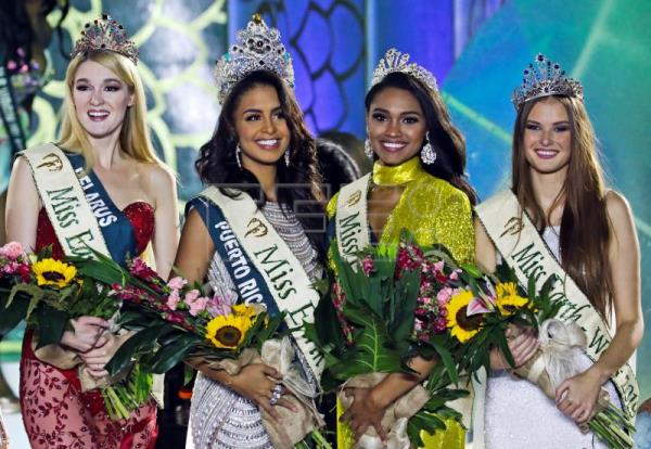 Puerto Rico's Nellys Pimentel crowned Miss Earth 2019
